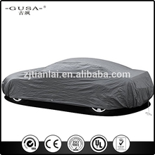 Homful 100% Water-Proof 5 Layers non-woven Cover All Weather outdoor Car body cover fabric for promotion