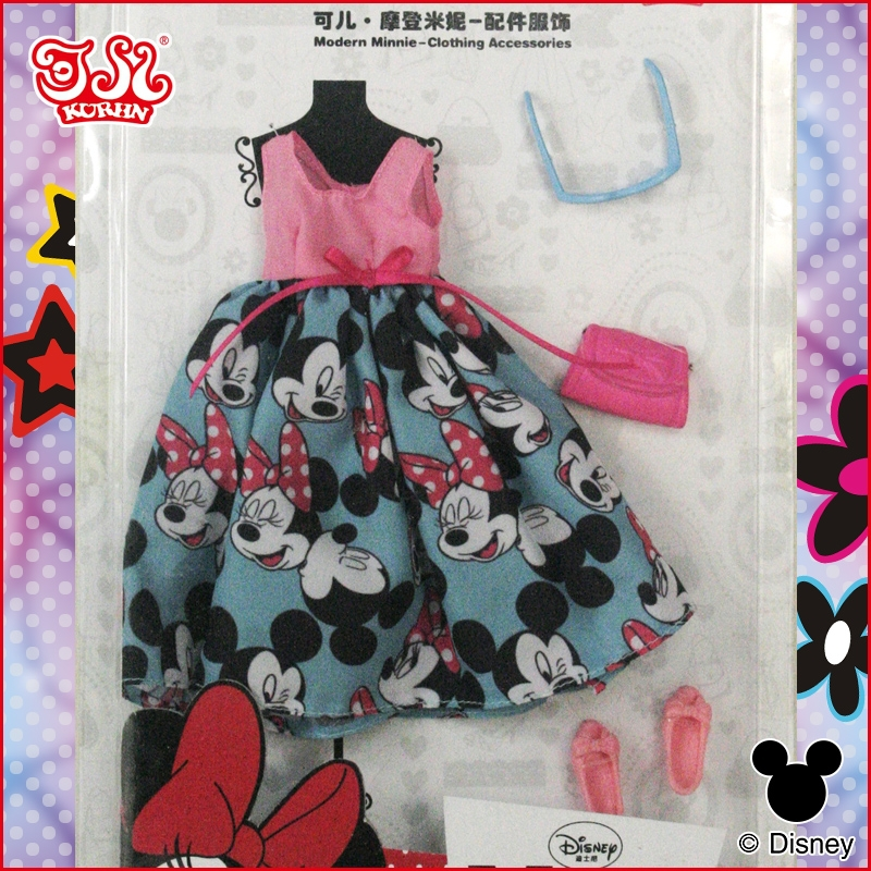 adf007da318 New Arrival Modern Minnie Pretty Girl Dolls Accessories / Dress Accessories  / Child Love Dolls - Buy Fashion Doll Accessories,Baby Doll Toy,Child Love  ...