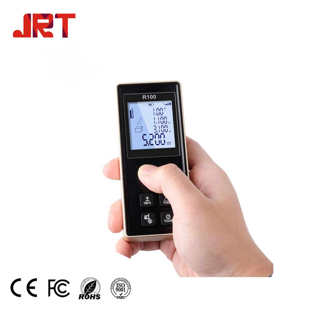 jrt china mini new professional digital hand laser level measure <strong>tools</strong>