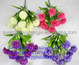 SJH121708 artificial flowers wholesale artificial flower high quality sell