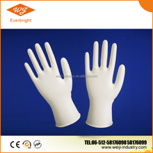 Disposable latex obstetric household clean surgical gloves
