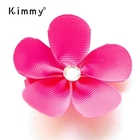 wedding/party/vacation hairgrip Artificial head flower hair pin hawaiian flower hair clip