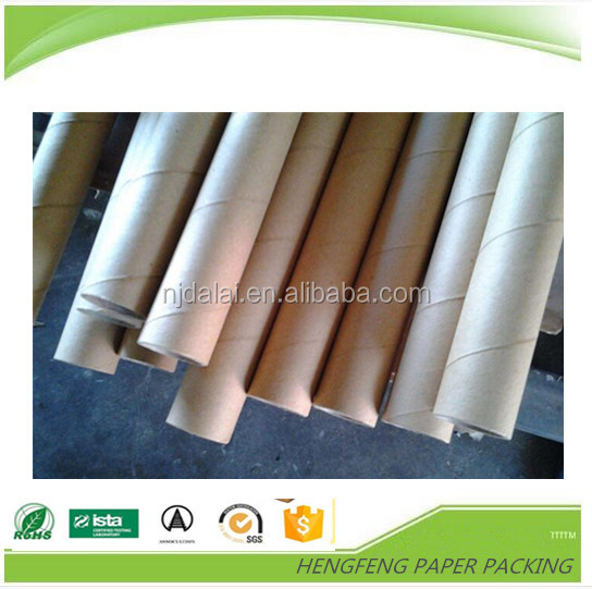accept little order paper pipe paper core pipe used for stretch film