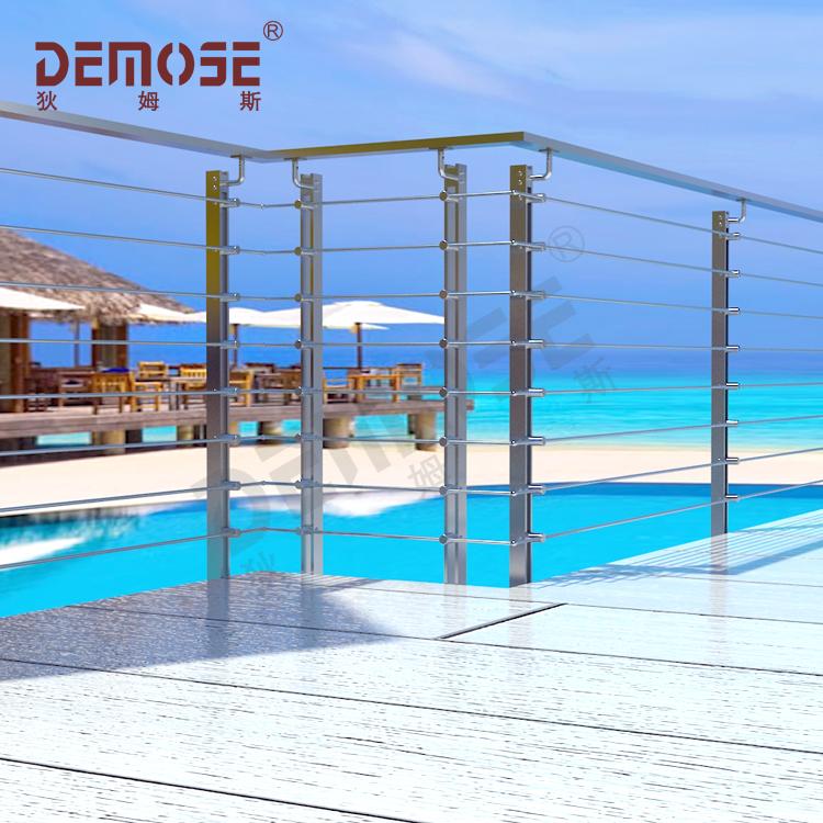 Outdoor Roof Deck Railing / Ss Railing Designs Photos ...