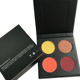 HOT 64 colors!!! eyshadows cosmetics individual single makeup high pigment eyeshadow 26mm DIY hot sale in USA UK CANADA