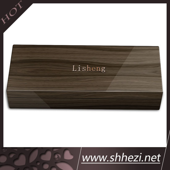 Customized high gloss paint wooden box