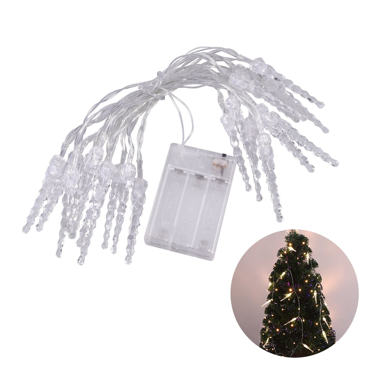 Cheap Led Icicle String Lights, find Led Icicle String Lights deals ...