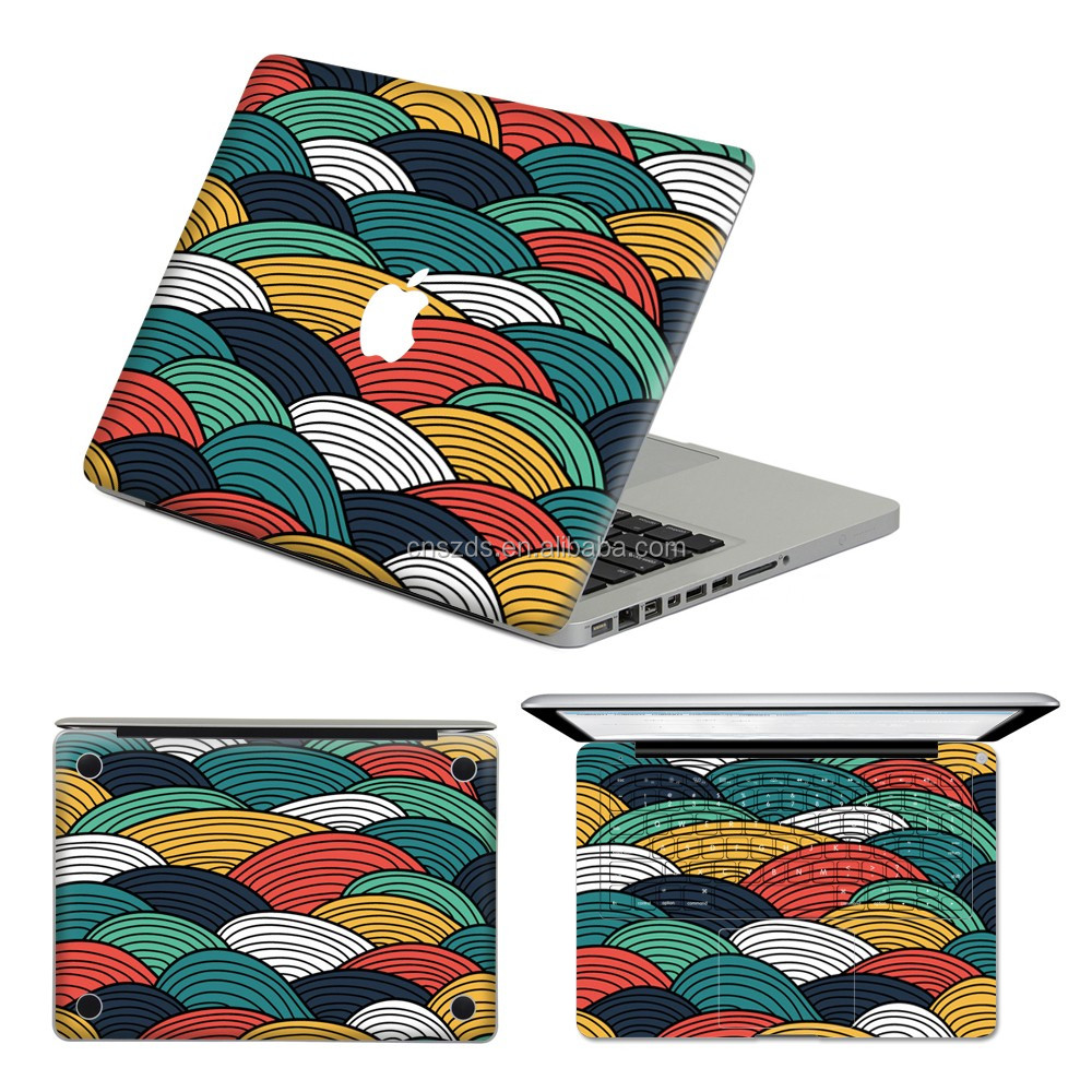 Waterproof full body creative notebook decal laptop sticker for mac waterproof full body creative notebook decal laptop sticker for mac 11inch gumiabroncs Images