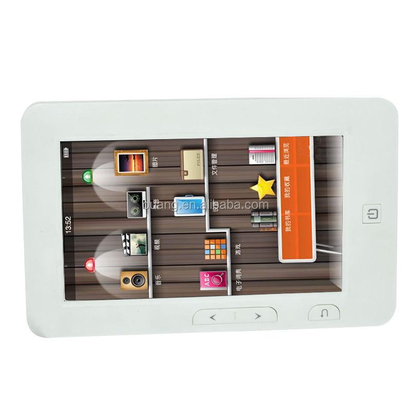 EBOOK-432 hd 4.3inch screen e-book reader