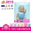 5 Inch Promotional Vinyl Mini Toy Doll Reborn Toddler Baby Dolls