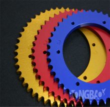 125cc racing go kart parts 219 sprocket for sprockets