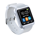 Manufacturer Good Quality SIM Smart Watch Q18 with Camera Smartwatch for iPhone/Android V8 M3