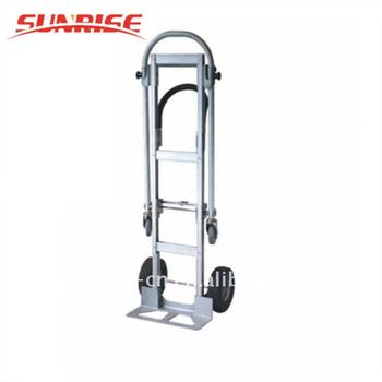 190kg 5 Wheel Heavy Duty Stair Climbing Truck Hand Sack Truck Tri Wheel Trolley