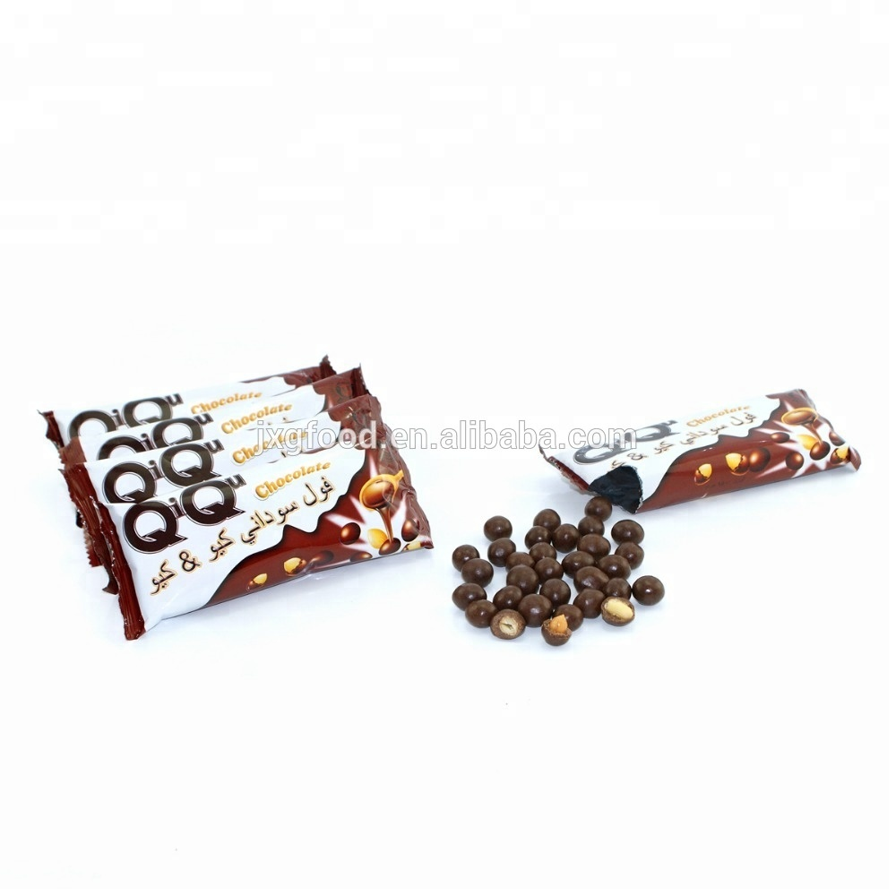 candy food halal chocolate products peanut chocolate for sale