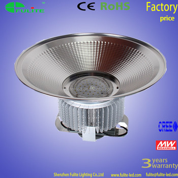 Smd 150w Led High Bay Light For Industrial Use With Fin Cooler And ...