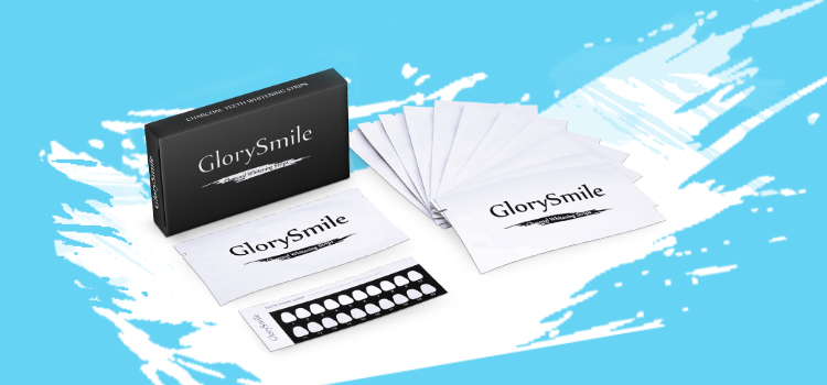 Wholesale Home Use Non Peroxide Coconut Shell Charcoal Black Strips Activated Charcoal Teeth Whitening Strips Private Label