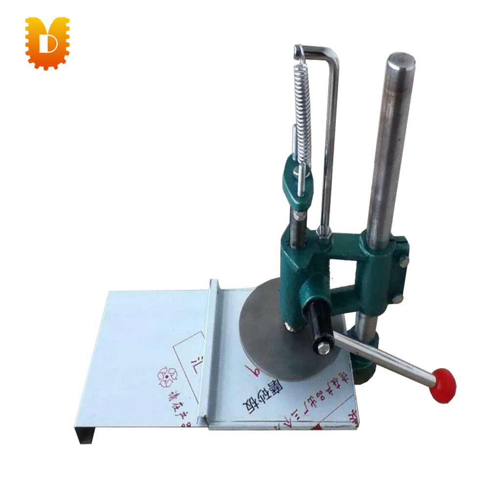 UDYB-200 Easy operate manual dough press machine/pizza dough press machine