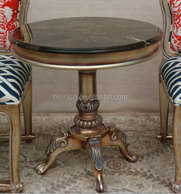 Stylecraft Barclay Brass 3 Piece Living Room Accent Table: BISINI Furniture American Style Living Room Set, Creative