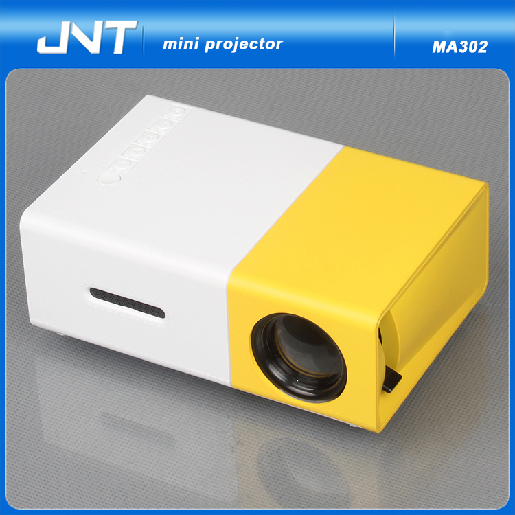 Mini rpojector cheapest mini portable projector smart for Wireless mini projector