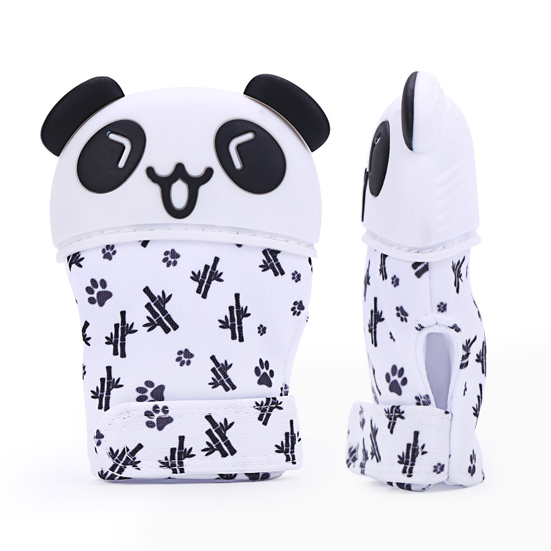 Eco-friendly Safety Food Grade Silicone Baby Bear Teether