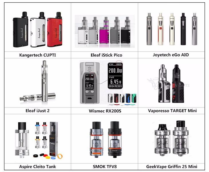 E Cigarette Accessories Wholesale Vaper E-cig Ceramic Tool E