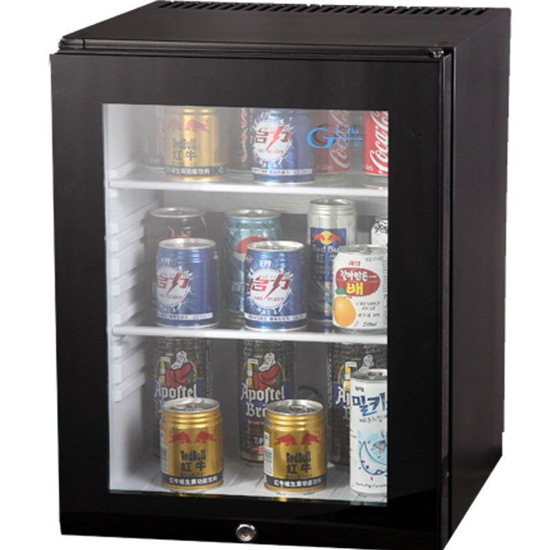 Xc 40ba Glass Door Mini Bar Fridge Buy Xc 40ba Minibarhotel