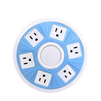 Us Electrical Outlet Round Usa Power Strip - Buy Usa Power Strip ...