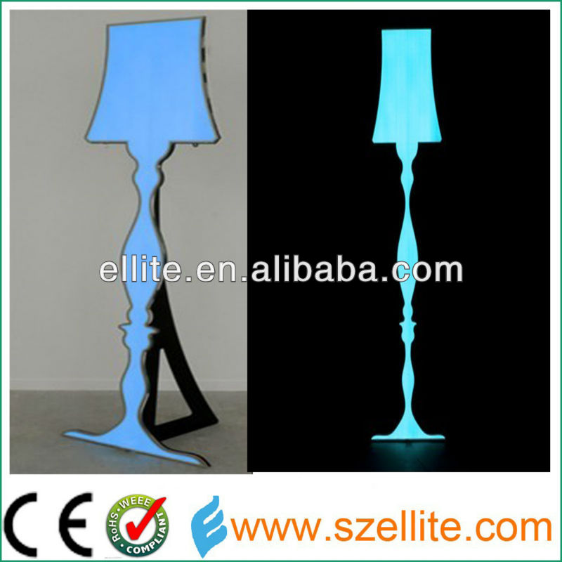 wholesale price customised el lamp