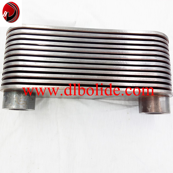 Perfect function deutz BF4M1013 oil cooler 04288126 with 12 plates