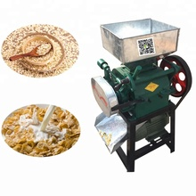 Factory supply wheat rice oats maize corn flakes and breakfast cereal maker making machine