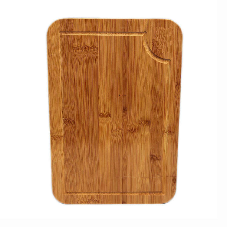 multipurpose solid bamboo cutting board for restaurant hotel supplies
