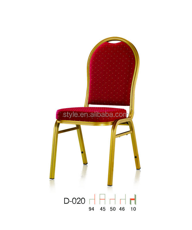 Stacking Hotel banquet/Wedding/Event Chairs