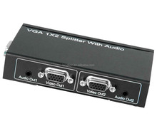 Splitter <span class=keywords><strong>Video</strong></span> VGA 1x2 con <span class=keywords><strong>ses</strong></span> Duplicazione segnale <span class=keywords><strong>Video</strong></span> monitörü + <span class=keywords><strong>Ses</strong></span>