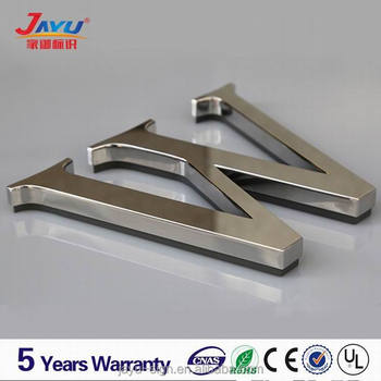 wall mounted 3d stainless steel decorative metal letters for advertising buy metal lettersdecorative metal lettersmetal letters for advertising product