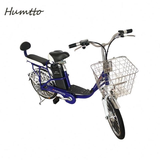 China Lightweight E-Bike Electric Bicycle