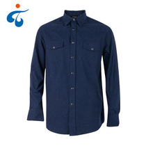 Custom design Hoge kwaliteit mode flanel mannen casual shirts pictures