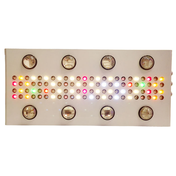 Used led grow light full spectrum,greenhouse hydroponics 2000W <strong>crees</strong> cxb3590 cob led grow light