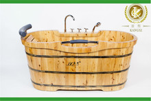 kangxi wooden shower bathtub from China, kx-32