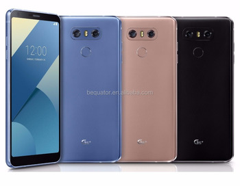 "LG G6+ H870DSU 128GB Dual Sim 5.7"" Quad-core 13MP 4GB Ram Phone"