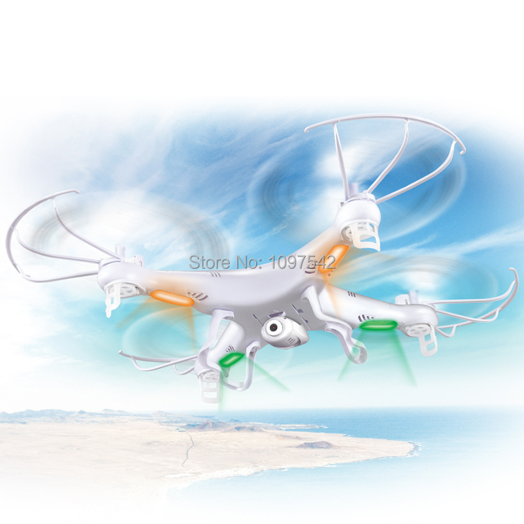 Sky Eyes Video Quadcopter Drone Syma X5C-1 Rc Helicopter With 2.0MP HD Camera