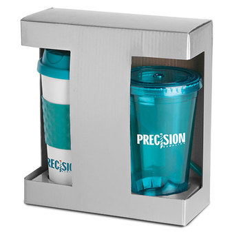 China factory top quality giveaway Hot-N-Cold tumbler promotion gift Set