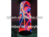 new technology innovativeness design P9.375 soft led display