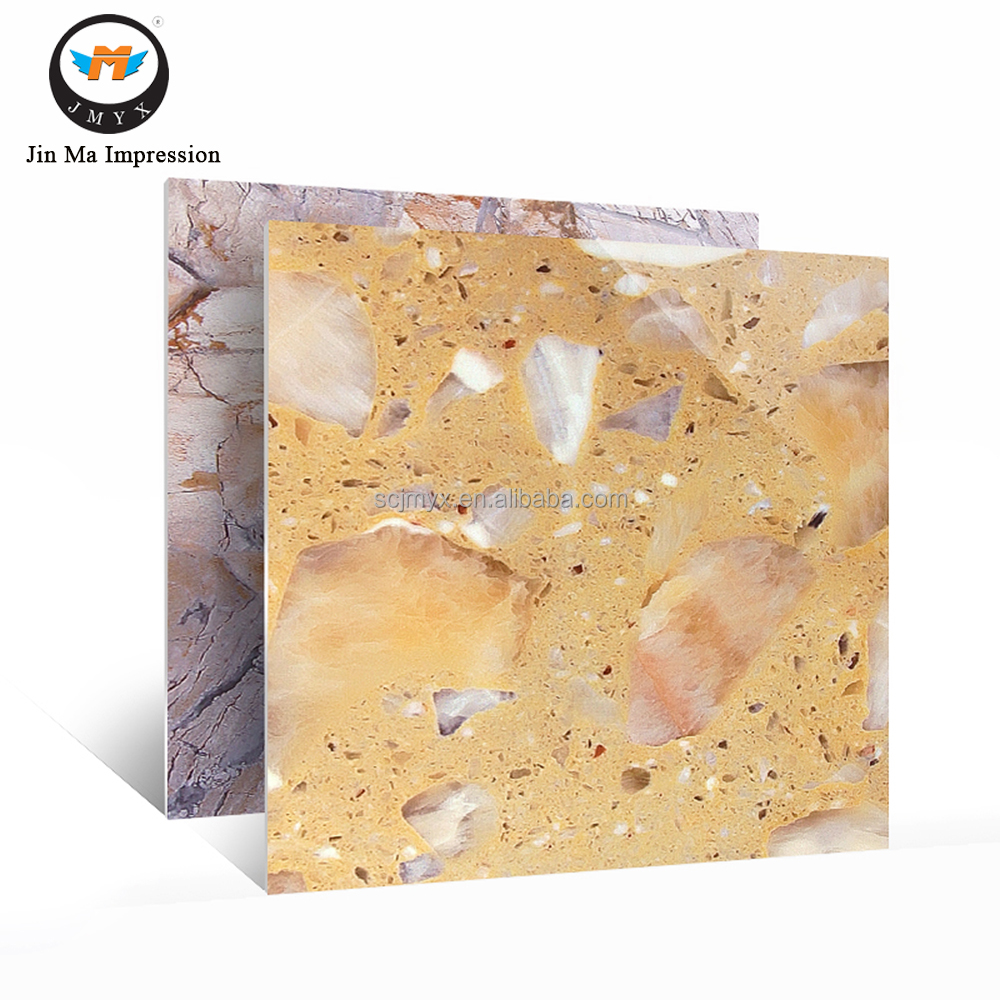 Waterproof Uv Coating Fiber Cement Board Decorative Interior Faux ...