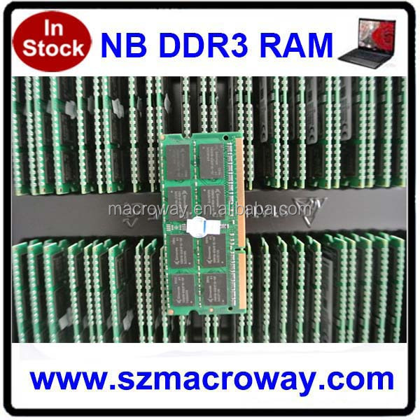 Name all parts computer price list Laptop Ddr3 4gb Ram Memory Module 1600mhz