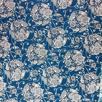 Flower Patterns Knitting Fabric With Chinese Characteristics Silk Extraordinary Chinese Fabric Patterns