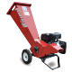 CE certification mobile drum wood chipper shredder