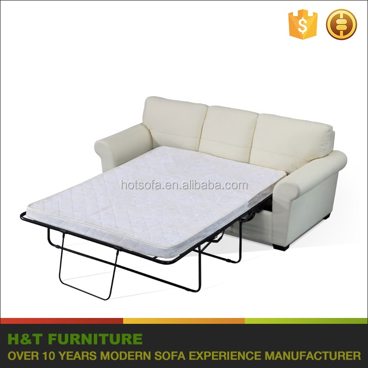 China Hotel Furniture Sofa Cum Bed Leather Sofa Sleeper From Foshan Factory  - Buy Sofa Bed,Sofa Cum Bed,Home Sofa Sleeper Product On Alibaba