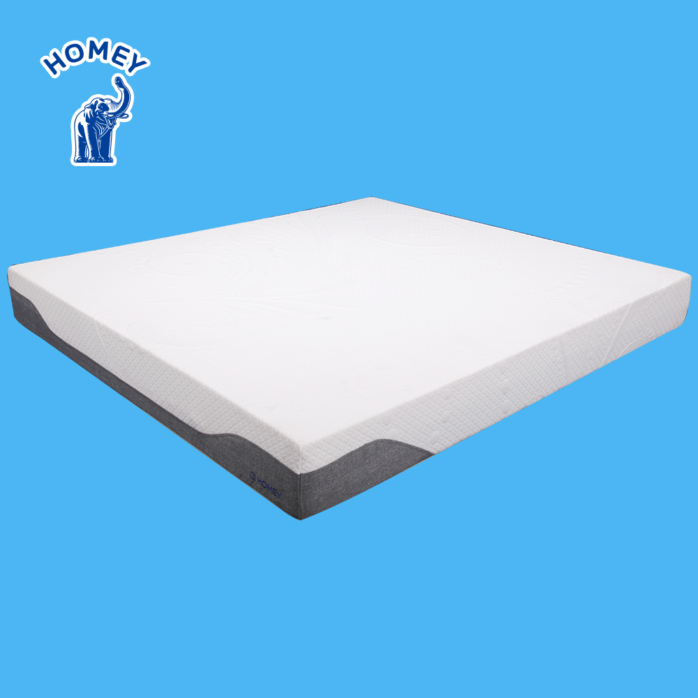 Double High Density Foam Pocket Spring Mattress 20 High Density Single Foam Mattress