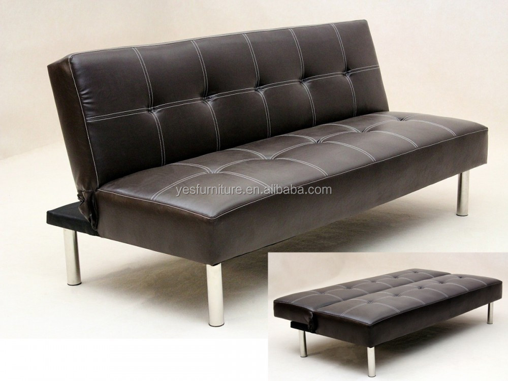 Queen Size Sofa Bed Cover picture on SB014 fold down click clack leather_60337521120 with Queen Size Sofa Bed Cover, sofa c62442ec1dcf24dd5f543b7321122c94