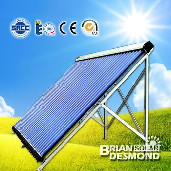 Best Quality Vacuum Tube Solar Thermal Water Heating solar collector